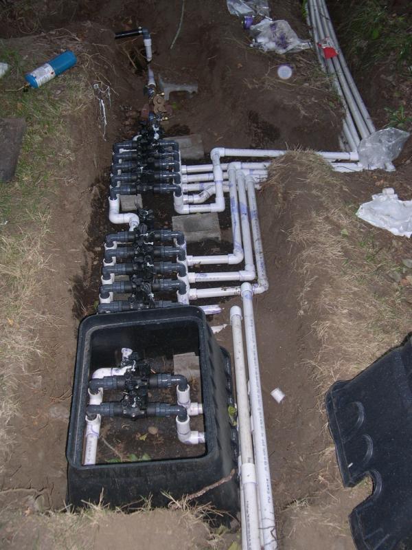 Irrigation And Sprinkler Systems
