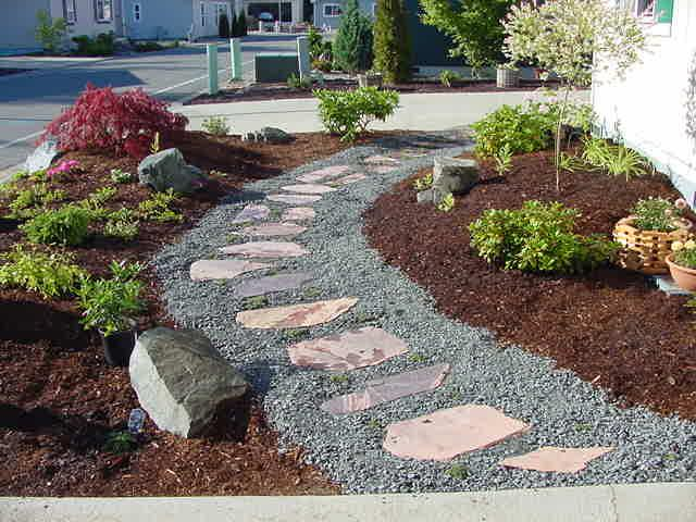 Rock Pathways pathways   windy point services, inc